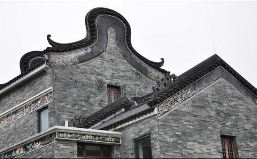 所以说中国古代建筑是