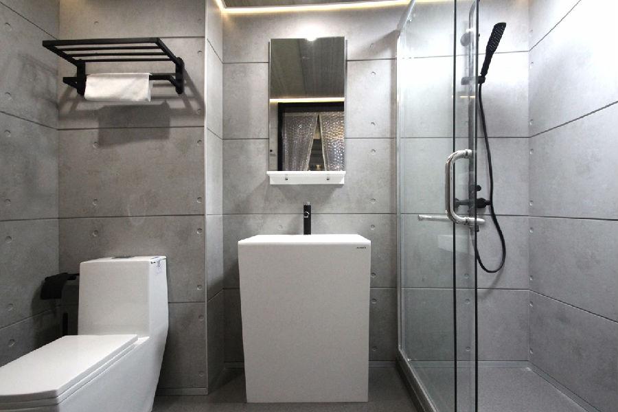 厕所 家居 设计 卫生间 卫生间装修 装修 900_600