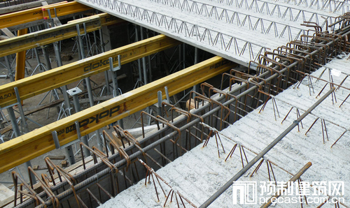 叠合板装配整体式混凝土结构体系