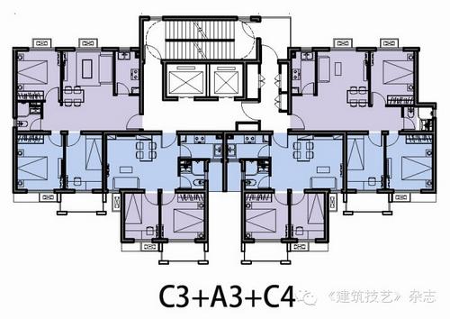 """""""改""""方案随笔——传统住宅与装配式住宅建筑设计方法之不同"""