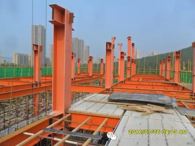 广安将建首个装配式钢结构孵化园