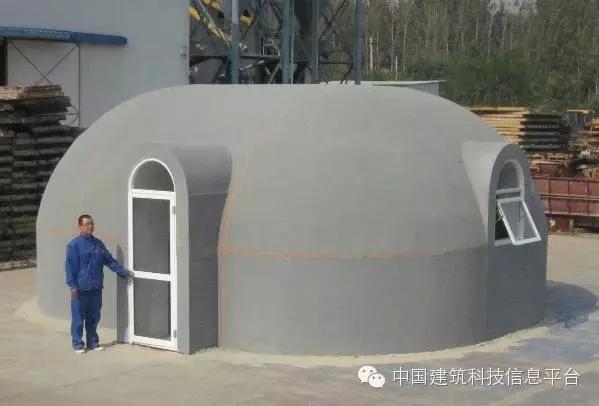 """中建技术中心""""轻质微孔混凝土装配式房屋""""样板房制作完成"""