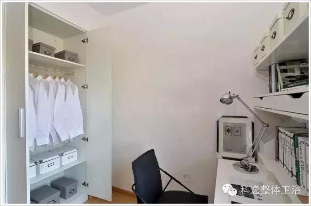 图18-3 D户型主卧-科逸首进北京公租房示范项目实现 零 突破图片