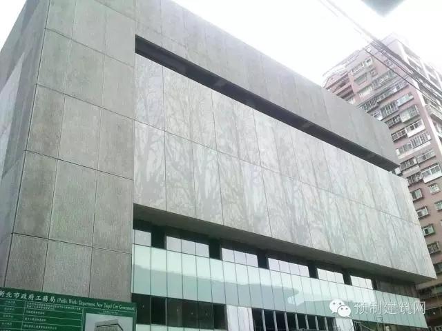 适用于钢结构建筑之pc外墙工艺(中)