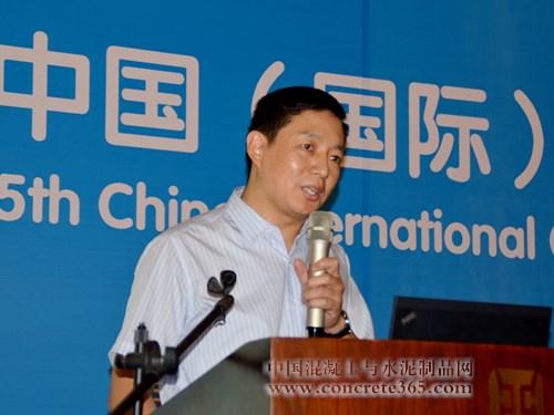 中国建筑设计院居住建筑事业部总工程师张守峰