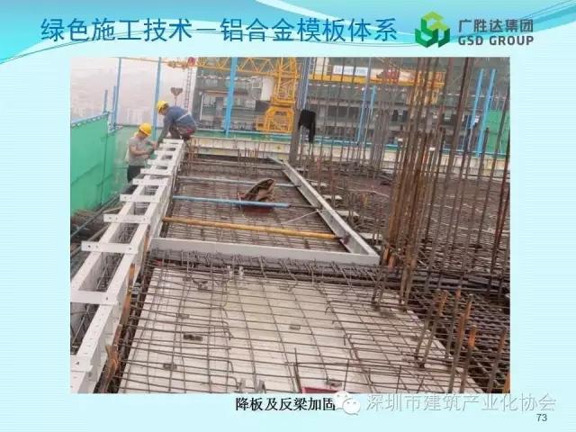 范昌斌:装配式建筑铝合金模板体系及施工应用